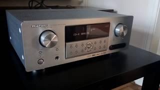marantz receiver  monitor audio radius speakers