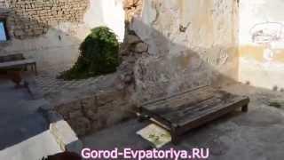 Евпатория - Турецкие Бани  2015(Евпаторийские турецкие бани находятся в списке памятников архитектуры муниципального и национального..., 2015-07-23T17:43:39.000Z)