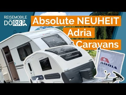 Dörr Neuheit 2020 I Adria Caravans