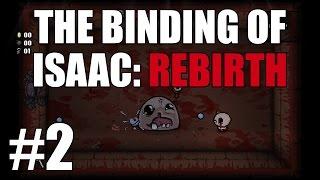 The Binding of Isaac: Rebirth - Ep2 - Olen Isaac-addikti!