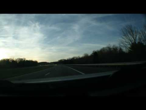 Time Lapse I40 near Knoxville TN