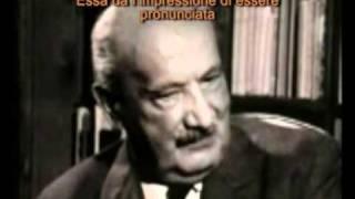 Martin Heidegger   Intervista pt1
