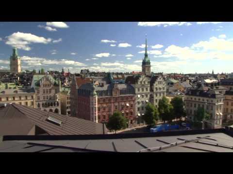 Ice Bar, Old Town & Vasa