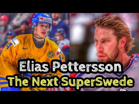 Elias Pettersson The NHL's Next SUPERSWEDE