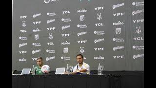 #ConferenciaLPF | Final | Banfield - Boca