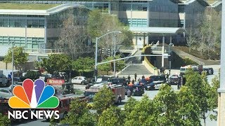 Active Shooter At YouTube Headquarters | NBC News