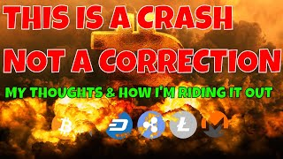 This is a Crash NOT a Correction | Is there Light at the End of the Tunnel? My Rambling Thoughts
