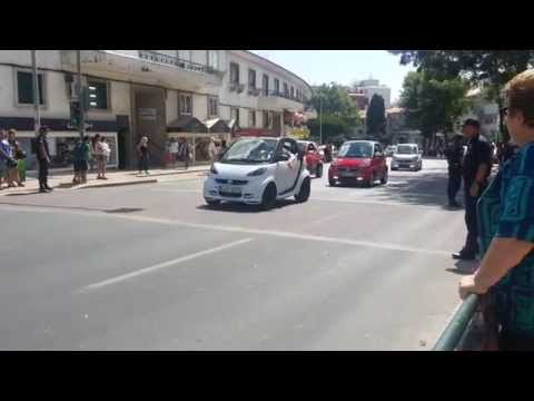Mercedes-Benz Smart Times (Cascais, Portugal, July 2014)
