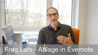 Frag Lars - Die Ablage in Evernote