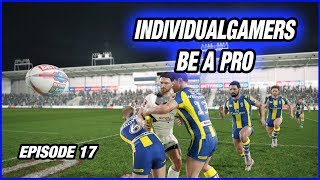 Rugby League Live 4: Player Career EP17 - PLAYING IN THE SUPER LEAGUE