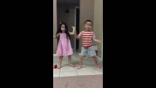 Cute Babies Dancing - I like to move it move it