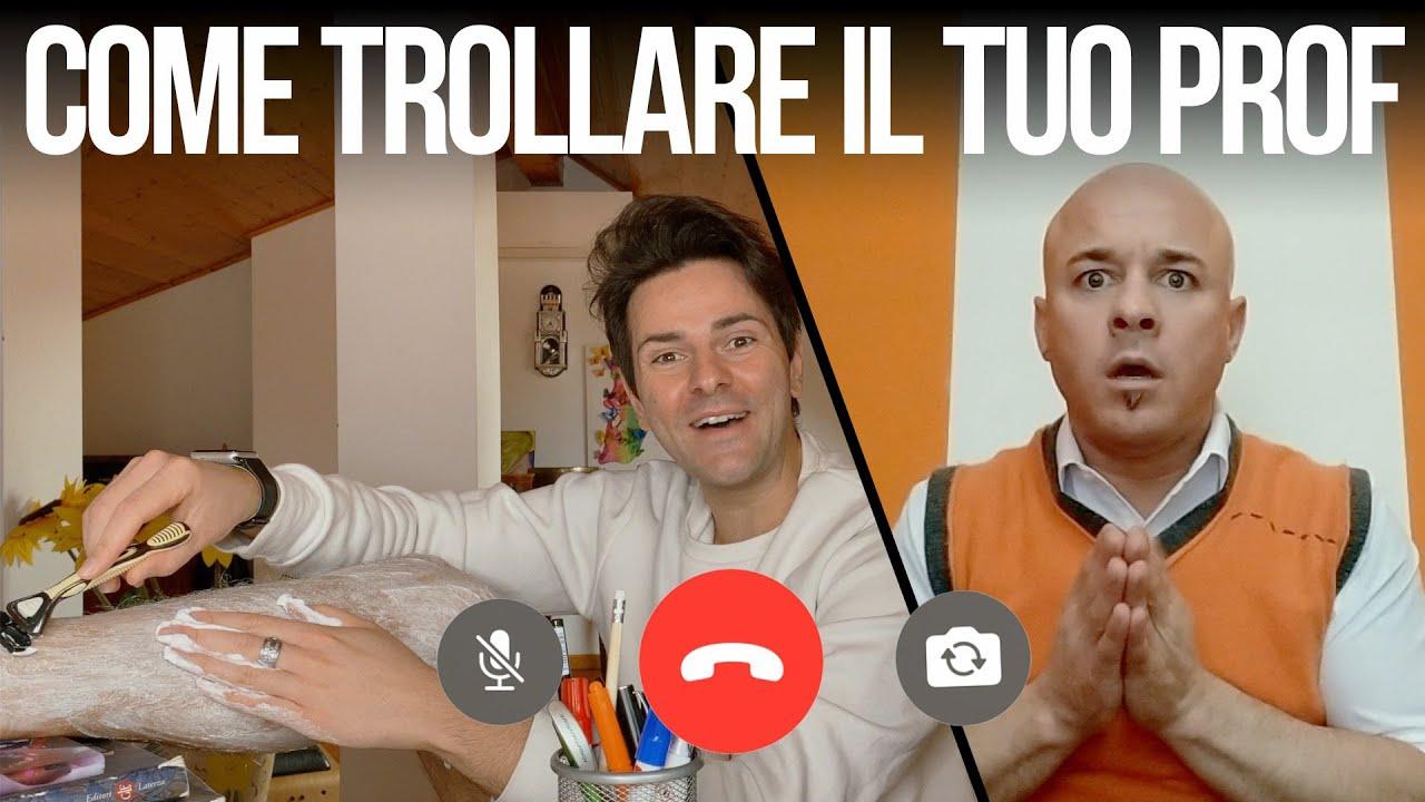 Download VIDEO LEZIONI - COME TROLLARE IL TUO PROF - iPantellas