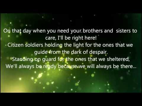 Citizen Soldier - 3 Doors Down - Lyrics (HD)