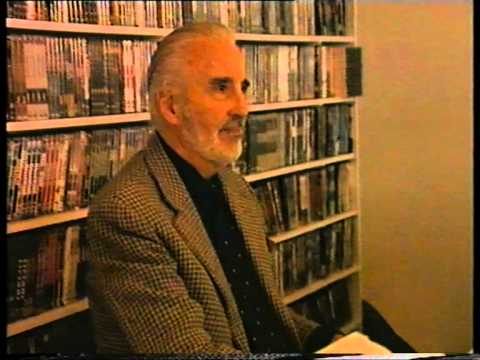Christopher Lee Finland