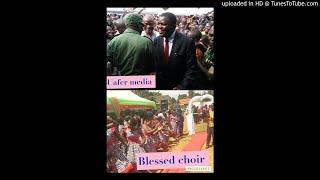Nsomesa katonda byayenda  ~ blessed choir Uafcr