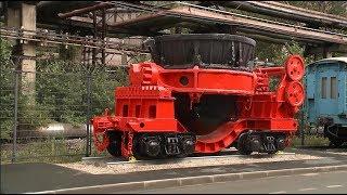 Первые экскурсии на площадке музея металлургической промышленности прошли в Череповце