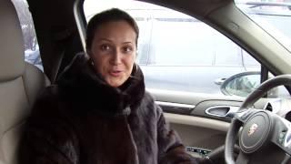 Отзыв Марии О Покупке Porsche Cayenne 2012 Гв.