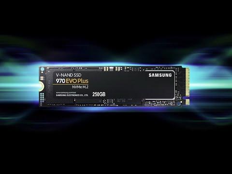Samsung 970 Evo Plus 250GB M.2 PCIe 3.0 x4 V-NAND MLC (MZ-V7S250BW)