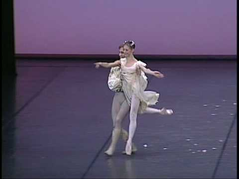 Alina Cojocaru & Johan Kobborg in Voices of Spring