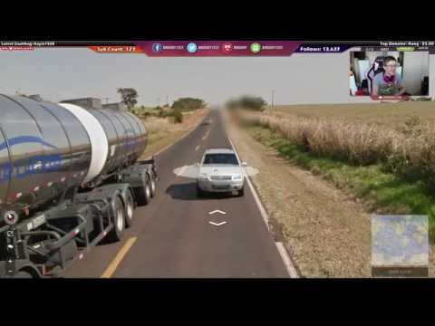 Risky Overtakes On Google Maps (GeoGuessr) [Twitch]