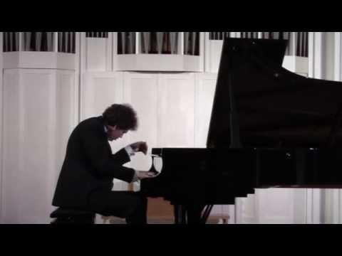 Maurice Ravel - Gaspard de la Nuit :::: Vladimir Khomyakov :::: Live in Ufa, Russia