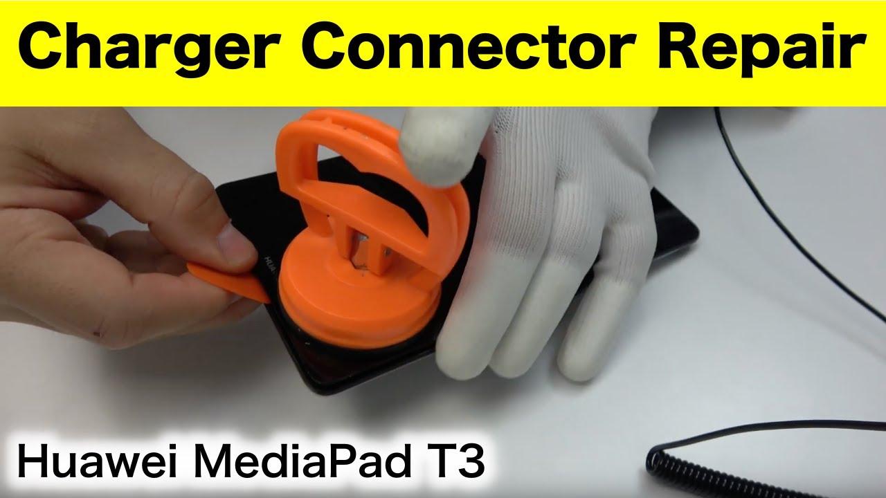 Huawei MediaPad T3 Charger Connector Repair
