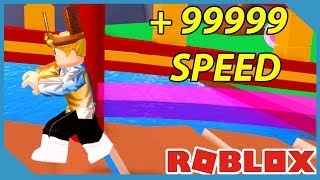 How to Be The Fastest Player In Roblox Speed World