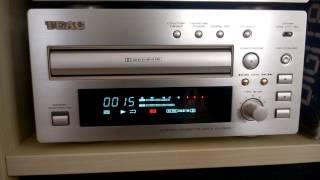 Teac  R H 300 Record Test Dolby B+C , HX Pro