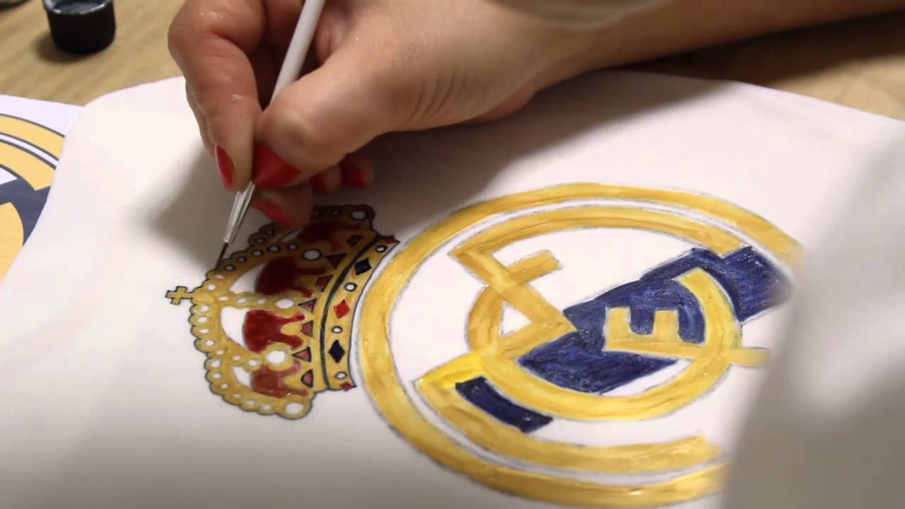 Real Fondant logo Cakes Decoration: Kricky  Madrid