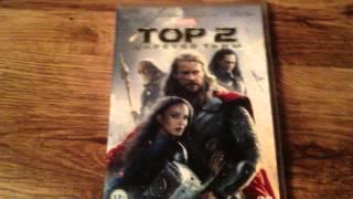 Мини-пополнение DVD коллекции #2
