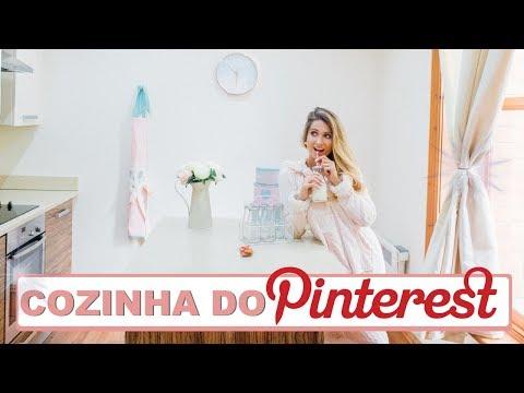 FINALMENTE, TEMOS UMA CASA DE NOVO! ❤️ | COZINHA PINTEREST | Lorrayne Mavromatis