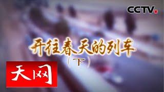 《天网》 派出所的故事 开往春天的列车(下)   CCTV社会与法