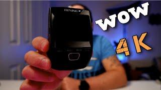 Rexing V1 4k Dash Cam (Check this 4k images)