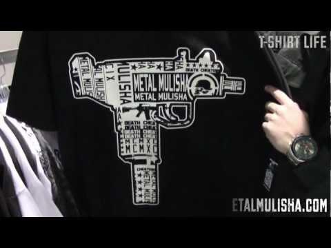 T-Shirt Life Agenda Long Beach (Part 1) Privileged Life, Metal Mulisha, Glamour Kills, GPPR, Berrics