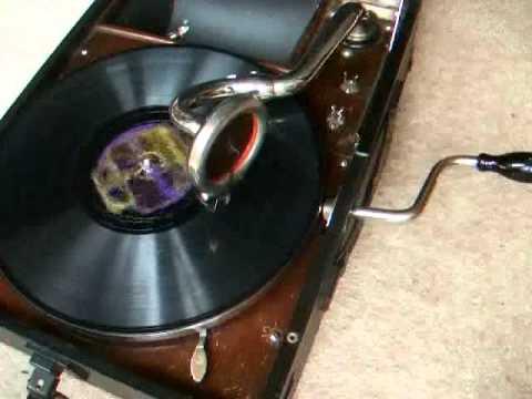 Three Billygoats Gruff - Frank Luther - 78rpm gramophone record