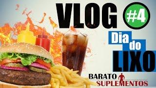 Vlog #4 - Dia do lixo CABULOSO!