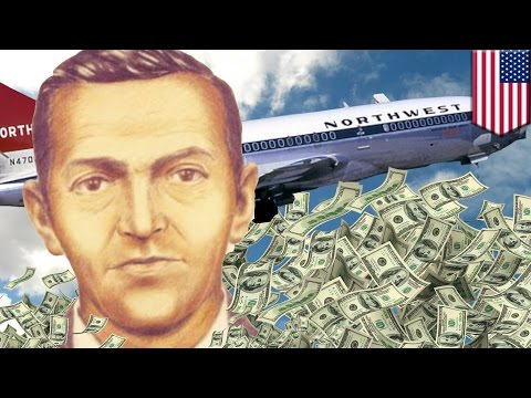 Thumbnail: D.B. Cooper mystery: 45 years on, skyjacker who stole $200,000 remains an enigma - TomoNews