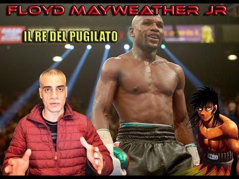 Floyd Mayweather  il re del pugilato