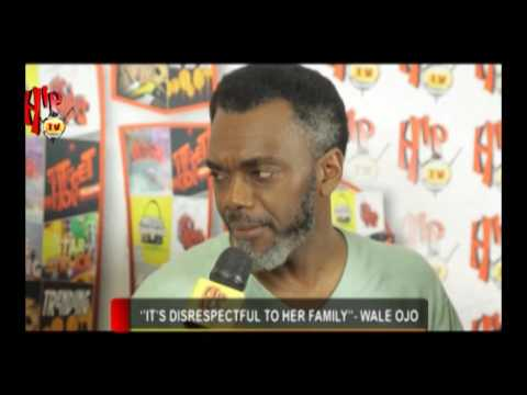 """Download """"OMOTOLA AND I NEVER MADE LOVE IN THE MOVIE 'ALTER EGO', IT'S FALSE""""- WALE OJO"""