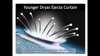 Younger Dryas Ejecta Curtain