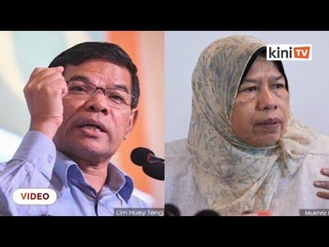 Saifuddin nasihat Zuraida fokus jawab pertuduhan