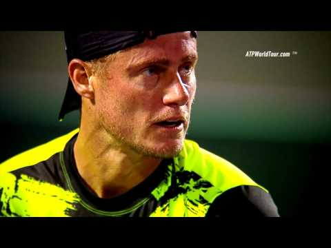 Paying Tribute To Lleyton Hewitt