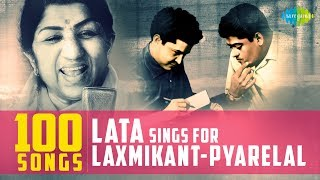 Download Top 100 songs of Lata & Laxmikant-Pyarelal|लता & लक्समिकान्त-प्यारेलाल के 100 गाने|One Stop Jukebox MP3 song and Music Video