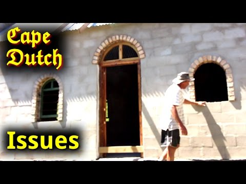 The ISSUE with CAPE DUTCH GABLES