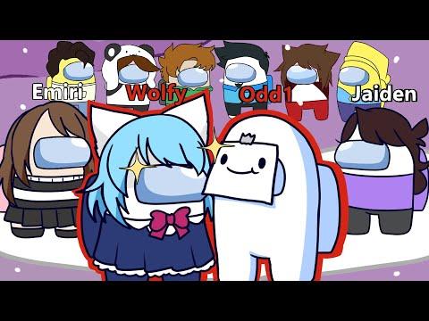 Biggest Youtube Animators Crossover!! (Among Us Proximity Chat)