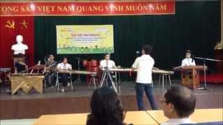 """Độc tấu đàn tranh bài """"Ai Yeu Bac Ho Chi Minh"""""""