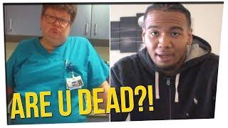 ER Doctor Suspended After Berating Patient ft. DavidSoComedy