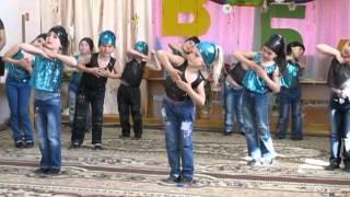 Танец Недетское время