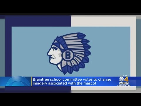 Braintree School Committee Votes To Change Imagery Associated With Mascot