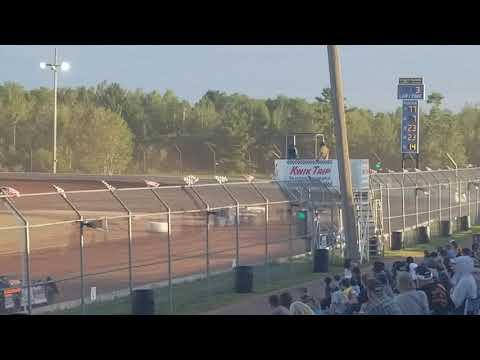 Six-cylinder Heat 1- ABC Raceway 8/11/19